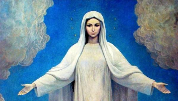 Tercer día de la Novena por la Natividad de la Santísima Virgen María