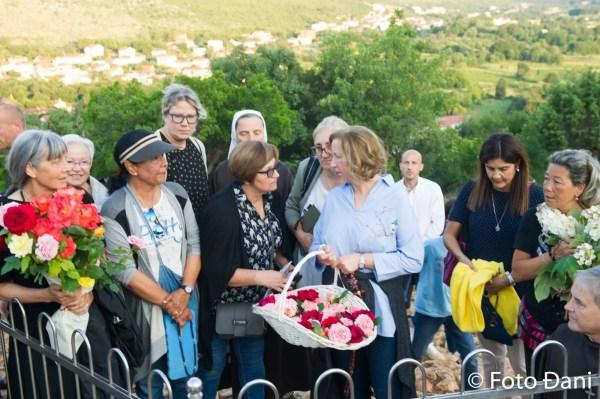 Marija Pavlovic envía saludos en el 39 Aniversario de las Apariciones de Medjugorje
