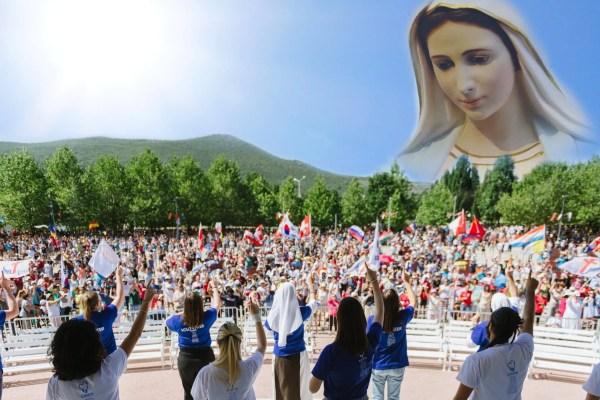 """A pesar de la pandemia del covid-19, se realizará el """"Festival de la Juventud en Medjugorje"""""""