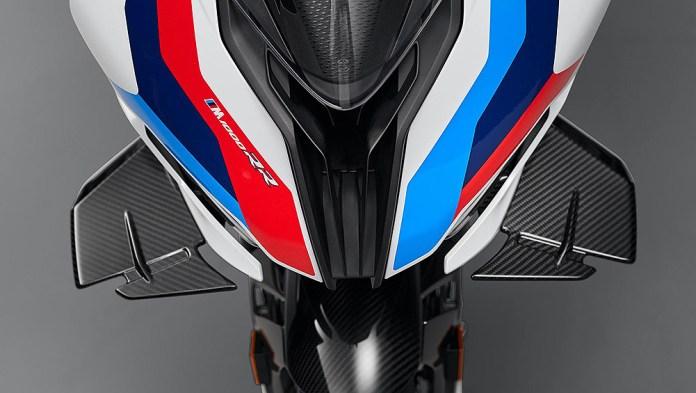 BMW M 1000 RR 2021 winglets