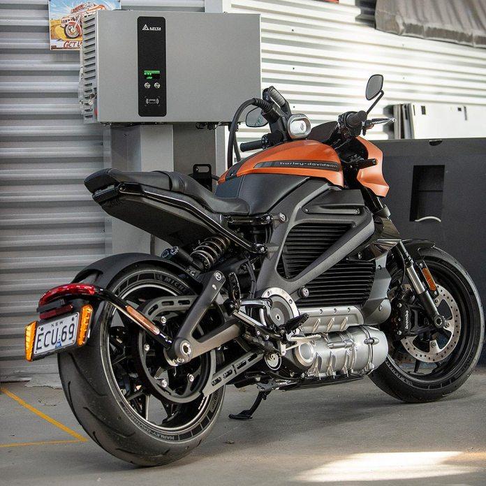 Harley-Davidson LiveWire Australia