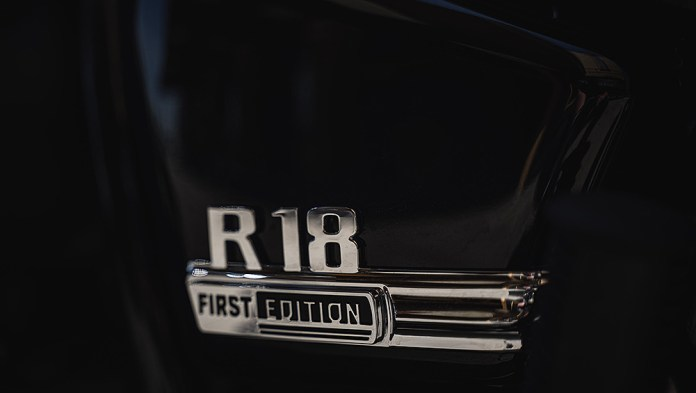 r18 first edition