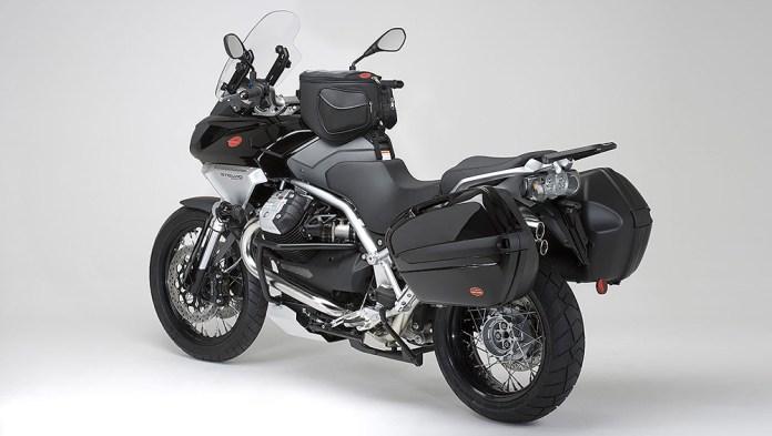 Moto Guzzi Stelvio 1200 used bike bargains