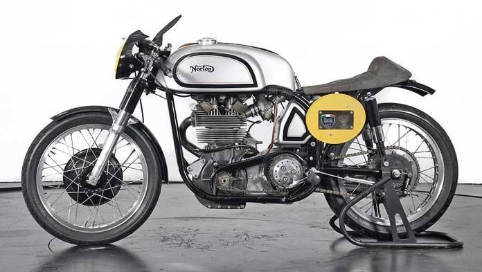 Norton 350cc bikes