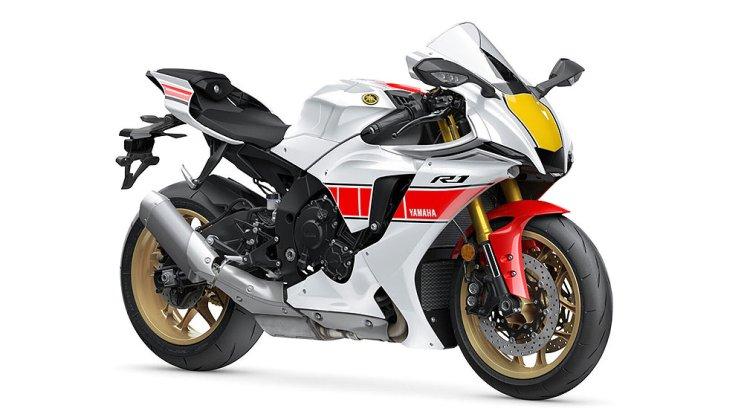 Yamaha R1 2022 World GP 60th Anniversary