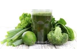 Súper potente jugo verde para bajar de peso y quemar grasa