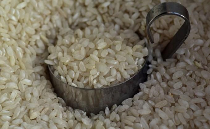 De cocido arroz de taza integral calorias una