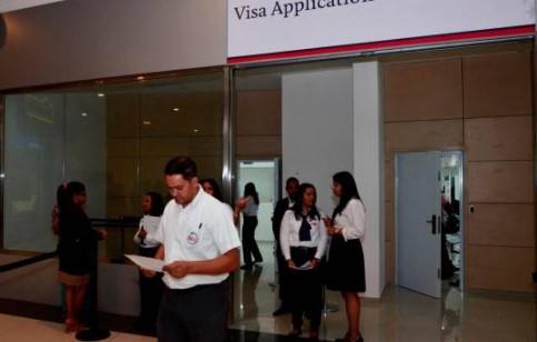 Centro de visado de EE.UU. reabrirán el 15 de junio solo para visas de paseo