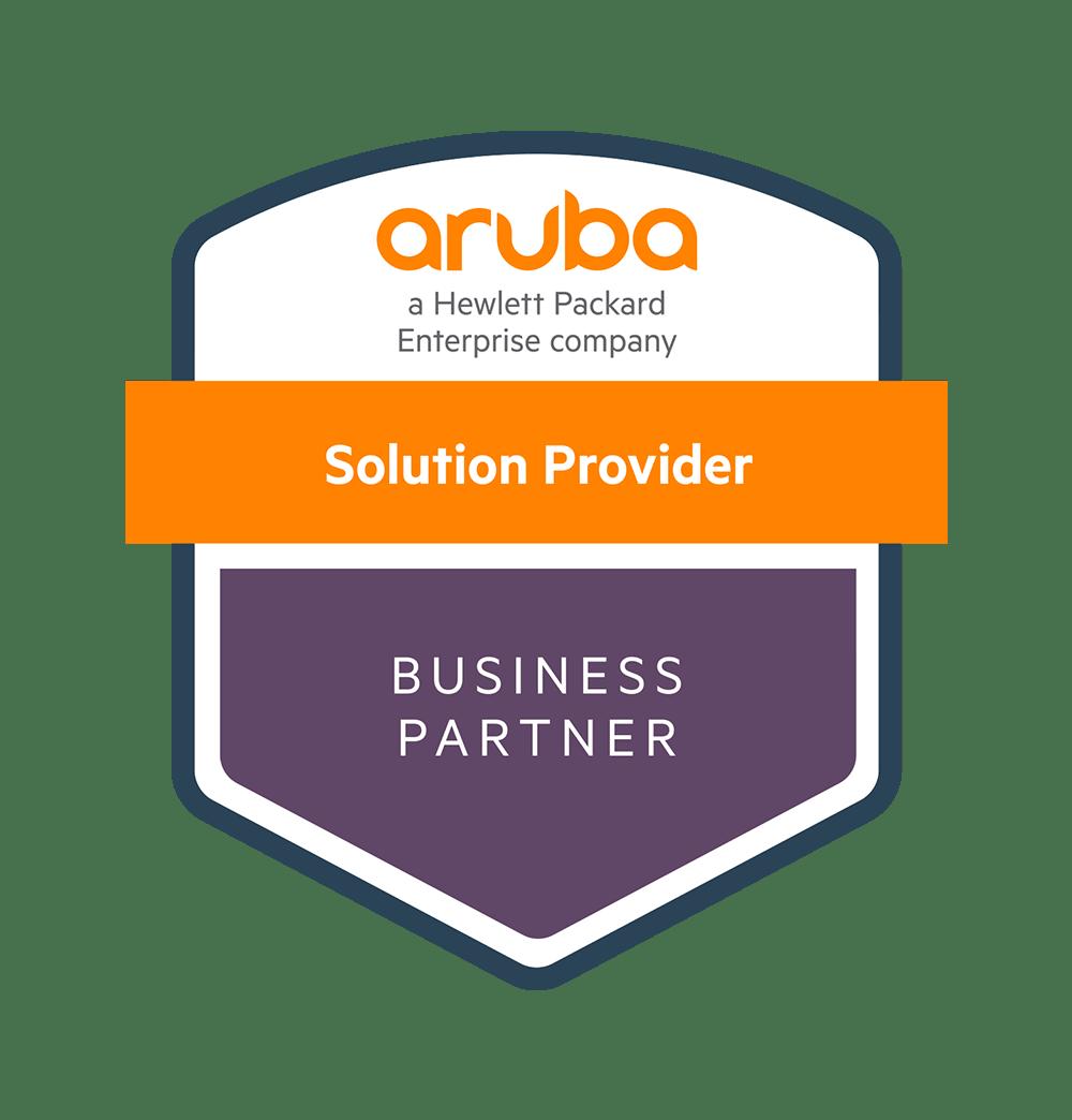 Aruba Business Partner – HPE Switchs et points d'accès