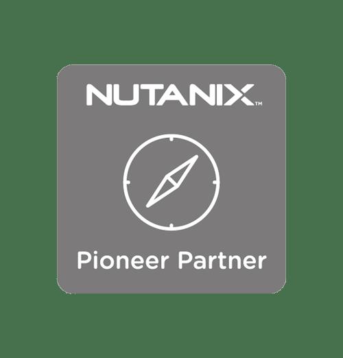 Nutanix Pioneer Partner – Infrastructures hyperconvergées
