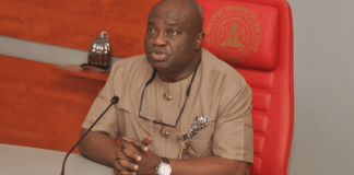 Governor Ikpeazu Raises Concern Over State Of Insecurity In The State