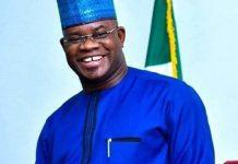 2023 Presidency: Yahaya Bello Vows To Replace President Muhammadu Buhari