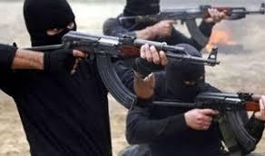 Armed men