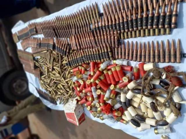 Ammunition Heading Towards Abia