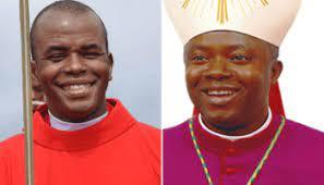 Bishop Calistus Onaga vs Mbaka