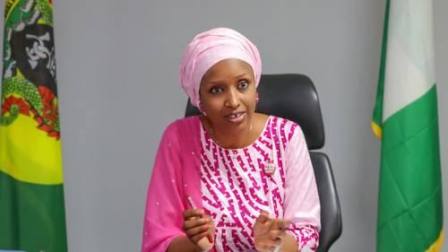 Ms. Hadiza Bala-Usman.