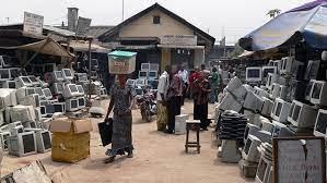 Alaba Market, Lagos State