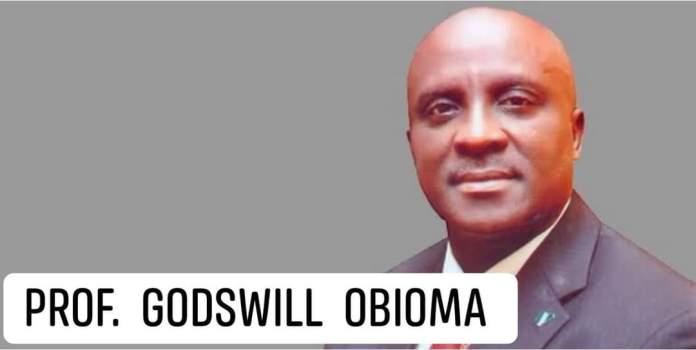 Godswill Obioma NECO