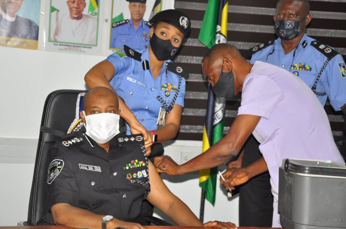 IGP GETS VACCINATED