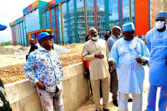 Ebonyi Airport Construction Receives Boost As Federal Govt Officials Arrives The State