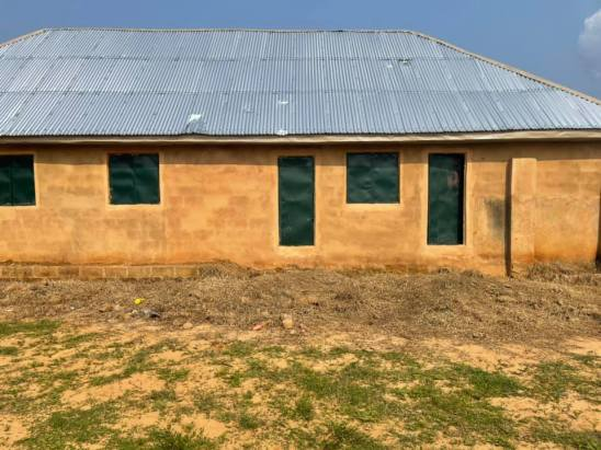Abia House of Reps Lawmaker Rehabilitates Dilapidated Classroom Block