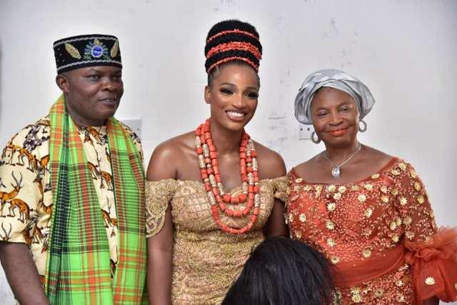 Umuikaa Stood Still As Gov. Ikpeazu's Son Weds Heartthrob Traditionally