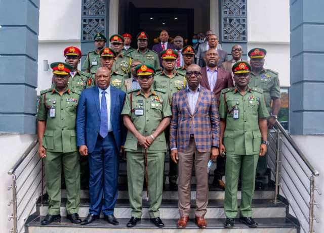 Gov. Obaseki Confident Army Under COAS Will Win Insecurity War