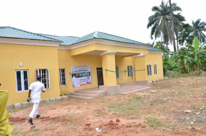Minority Leader House of Reps Lifts Burden On Aniocha Local Government