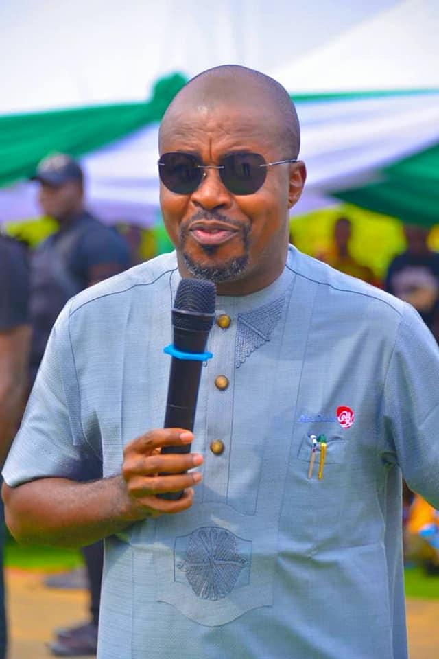 Gov Okezie Ikpeazu's Local Government Chairman Raises Alarm Over Threat To His Life