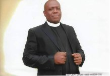 Suspected ESN Members, Allegedly Kill Anglican Priest, Emeka Merenu In Imo State