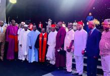 Do Not Depart From The Culture Of The Igbo Race, Gov Umahi Charges Religious Leaders
