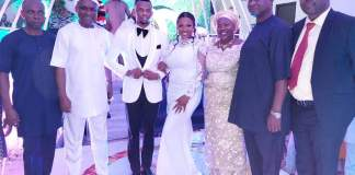 """""""Don't Entertain Third Parties In Your Marital Affairs""""-Abia Speaker Admonishes Newly Wedded"""
