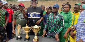 Former PDP Publicity Secretary Sponsors Sporting Tournament For Prison Inmates