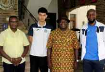 """""""I Am In Enyimba To Win More Trophies"""", Finidi George"""