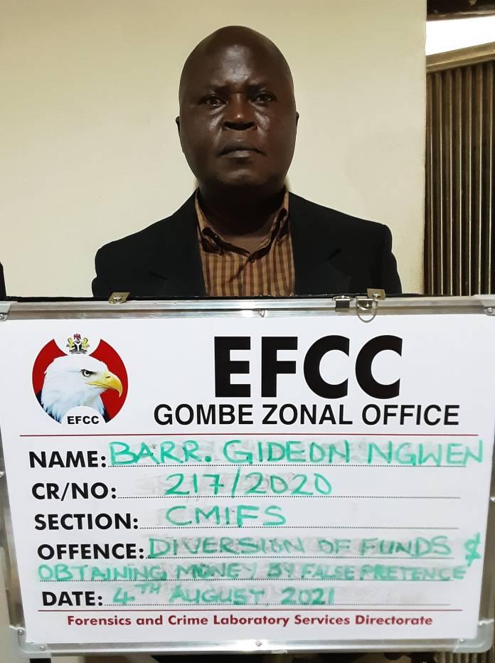 EFCC Arraigns Lawyer for Allegedly Pocketing Client's N107m
