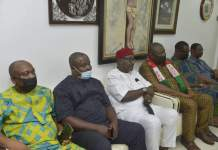 Abia PDP Chieftain Seeks Support Of Abia Lawmakers Ahead Of National Convention
