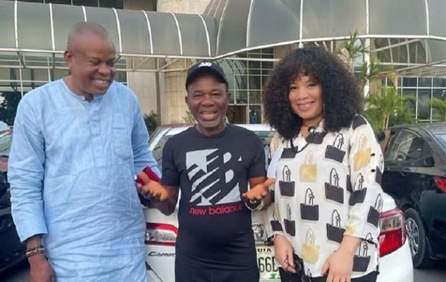 Breaking: Nollywood Veteran, Chiwetalu Agu Regains Freedom