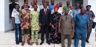 Abia Speaker sues Peace as Communities Pay Courtesy Visit