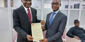 Abia Speaker Bags Daily Sun Newspaper Public Service Award 2020
