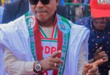 Uche Secondus Heads To Court To Stop PDP National Convention