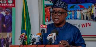 Read How Governors Ditch Secondus, Oyinlola, Fayose