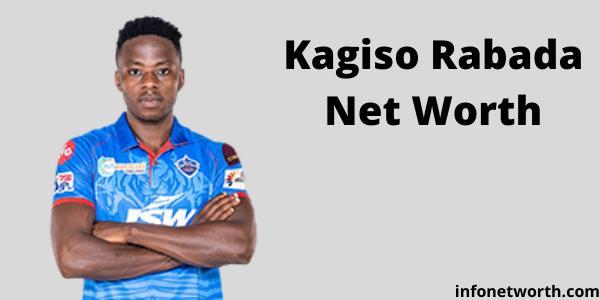 Kagiso Rabada Net Worth- IPL Salary, Career & ICC Rankings