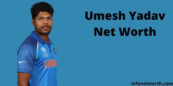 Umesh Yadav Net Worth - IPL Salary Cars Lifestyle ICC Ranking