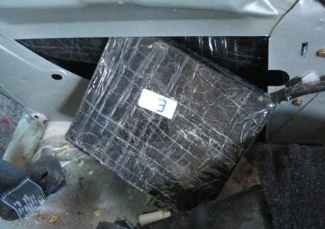 Fueron tres decomisos de droga los reportados en recientes fechas en Nogales.