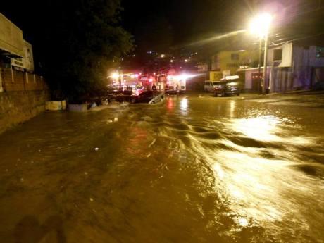 Se espera el aumento en el flujo de los arroyos con las próximas lluvias.