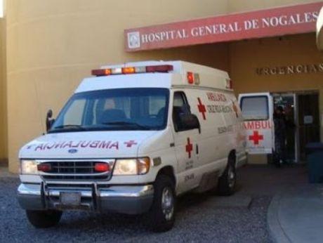 El hoy occiso fue llevado a un con vida al Hospital General, donde finalmente murió.