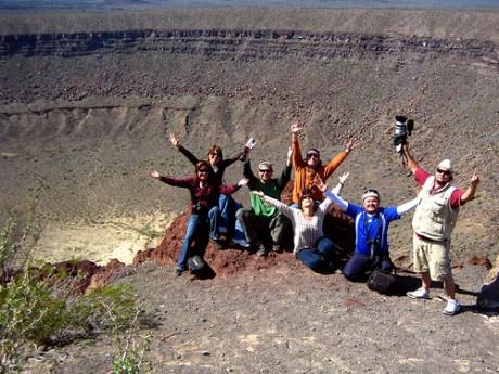Las 714 mil hectáreas de ese desierto junto al Mar de Cortés son patrimonio natural de la humanidad.