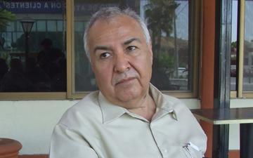 César Lagarda Lagarda, delegado de la Conagua.