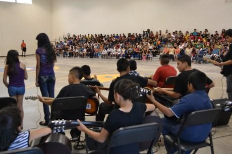 Culminan Cursos de Verano en Club de Niños y Niñas.