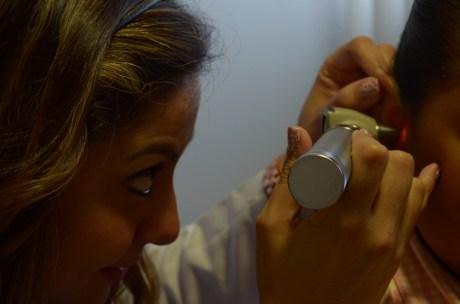 La enfermedad en el oído en mención se desarrolla con mas frecuencia con el uso de albercas.